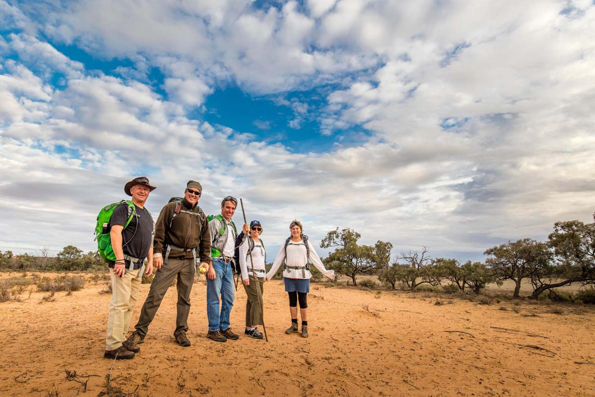 Join other walkers on the Murrary River Walk in South Australia with Great Walks of Australia.
